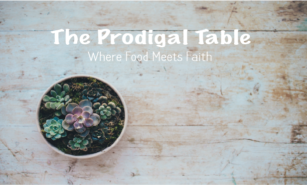 The Prodigal Table Logo