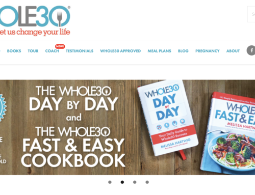 Whole 30 – Intro and Prep